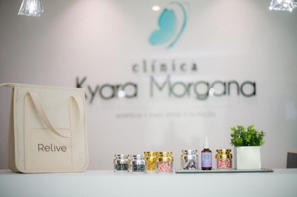 Comemoração em dobro na Clínica Kyara Morgana