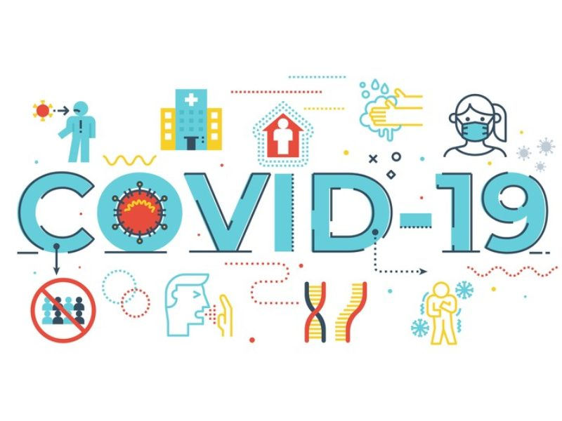 Cuidados preventivos ante o Coronavírus 3 fake news que você precisa conhecer. illustration: KANDA EUATHAM - Adobe.